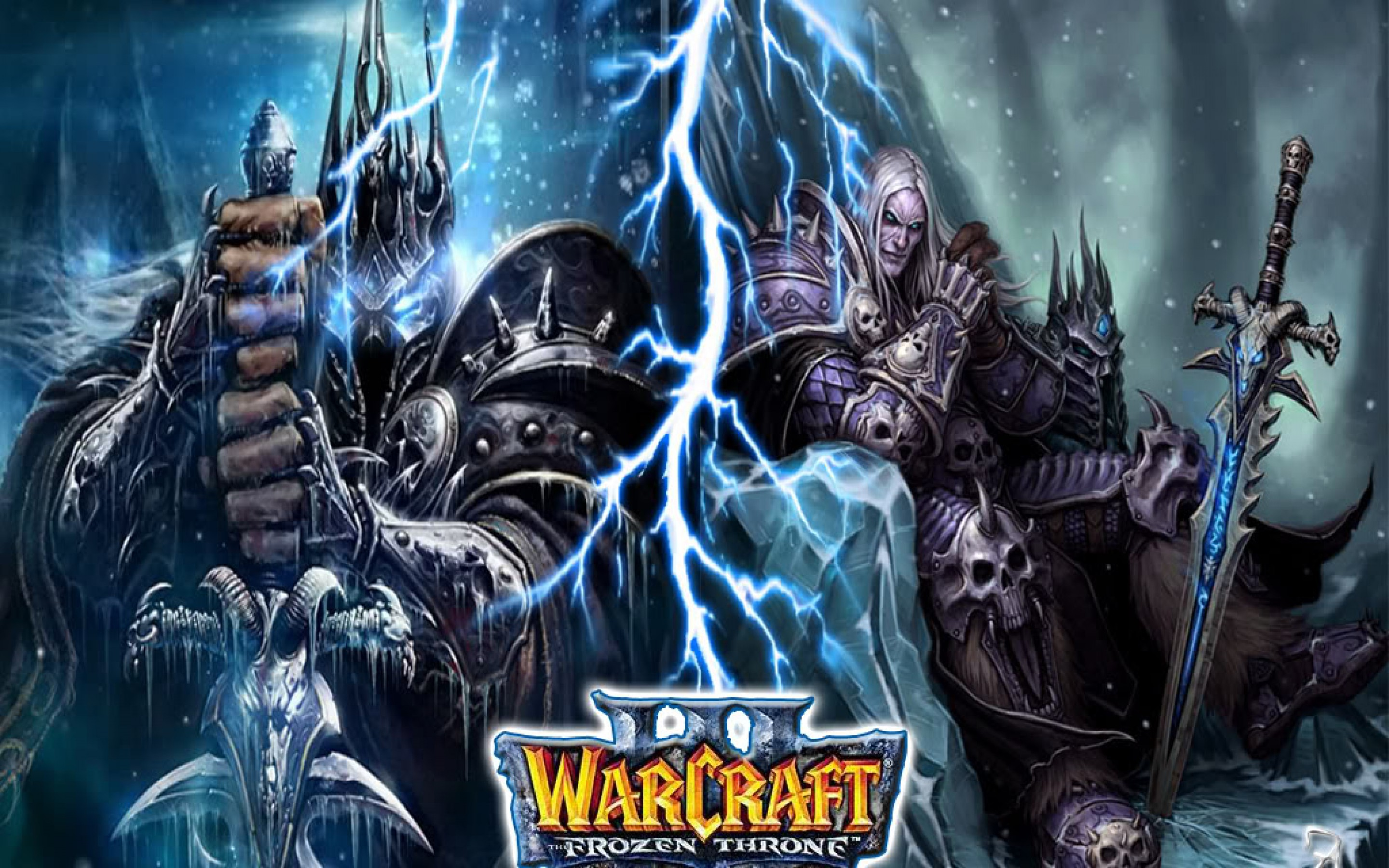 Тема для Warcraft III - Frozen Throne