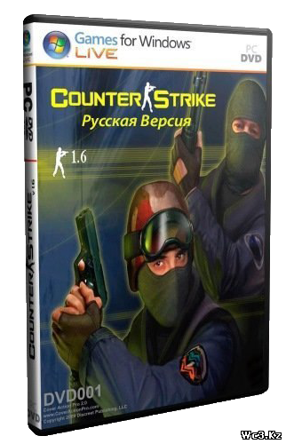 Counter-Strike 1.6 v43 от Top-Boost