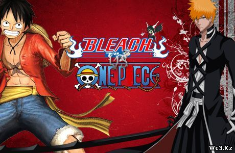 Bleach vs One Piece 3.1b