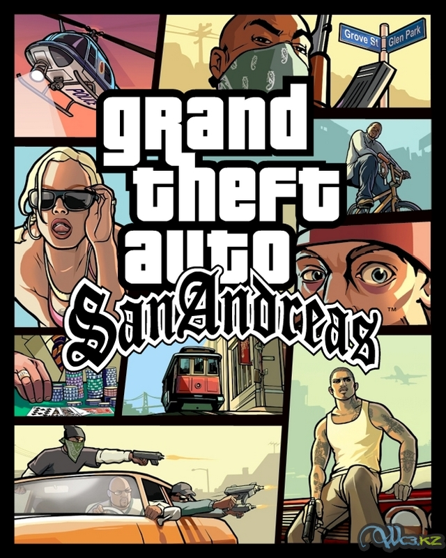 Gta San-Andreas [torrent]