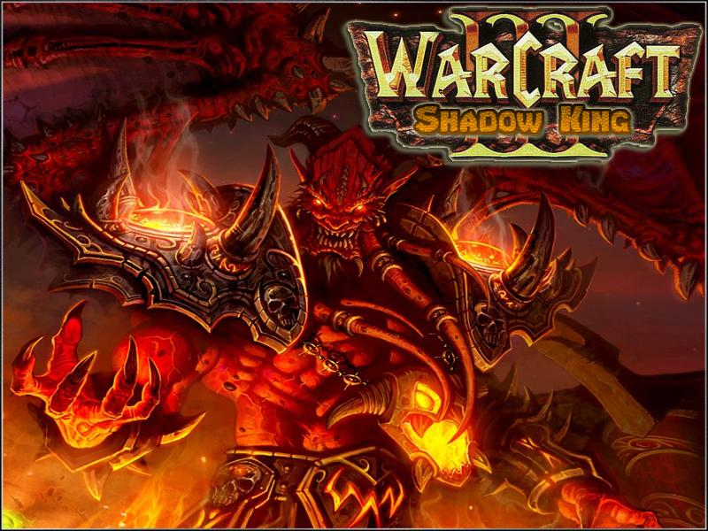Warcraft 3 Shadow King