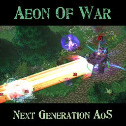 Карта Aeon of War AOS для Warcraft 3