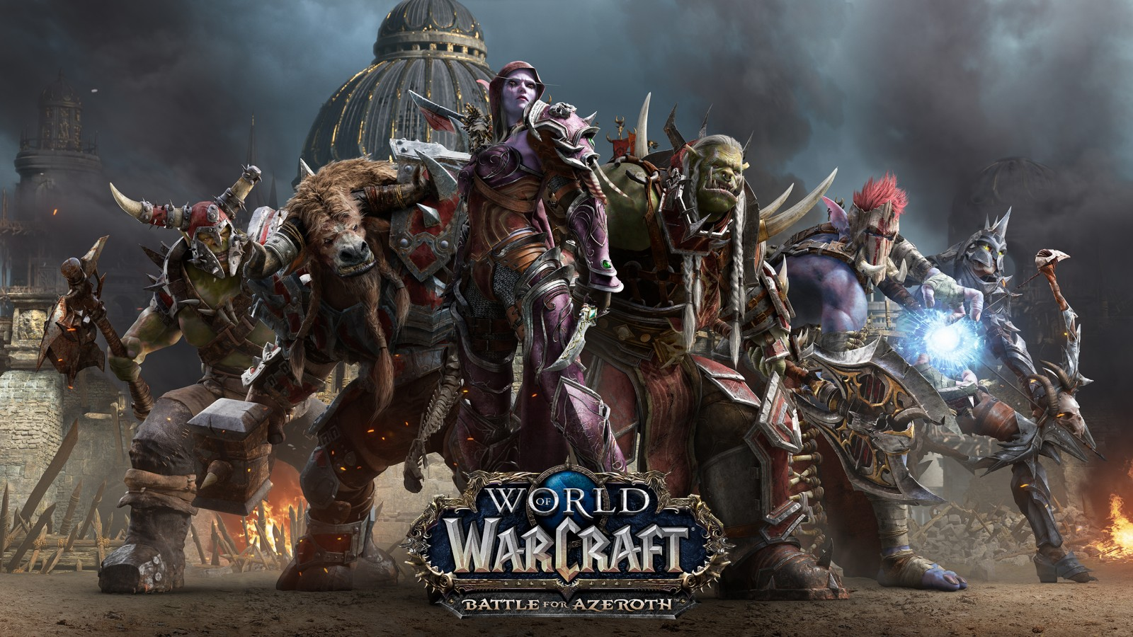 Warcraft world of warcraft