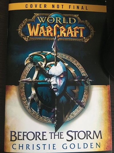 Before The Storm world of warcraft скачать