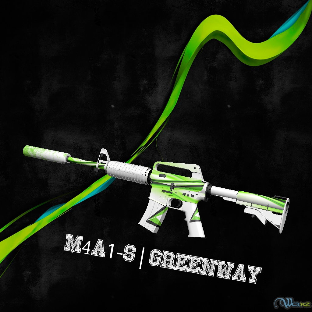 M4A1-S | GREENWAY