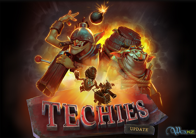 Update techies